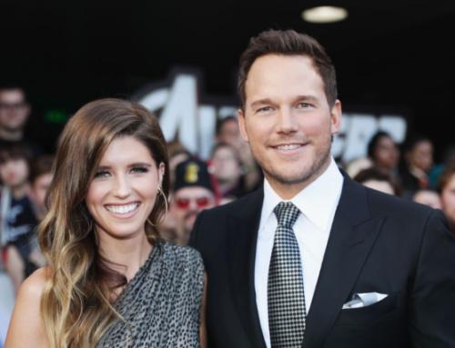 Chris Pratt ist wieder Vater geworden- und das verkündet er mit Bibelzitaten