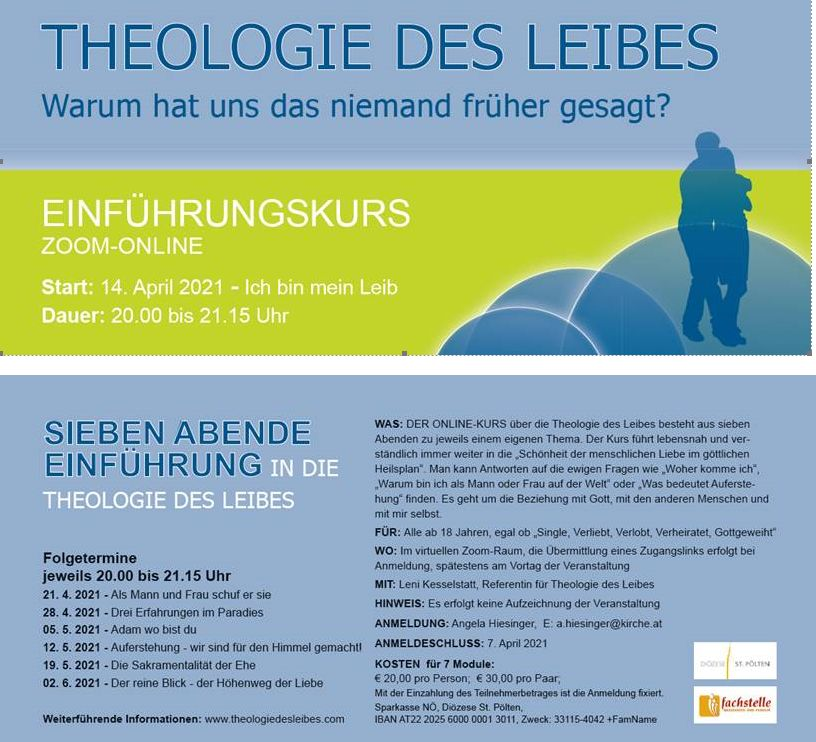 Theologie des Leibes