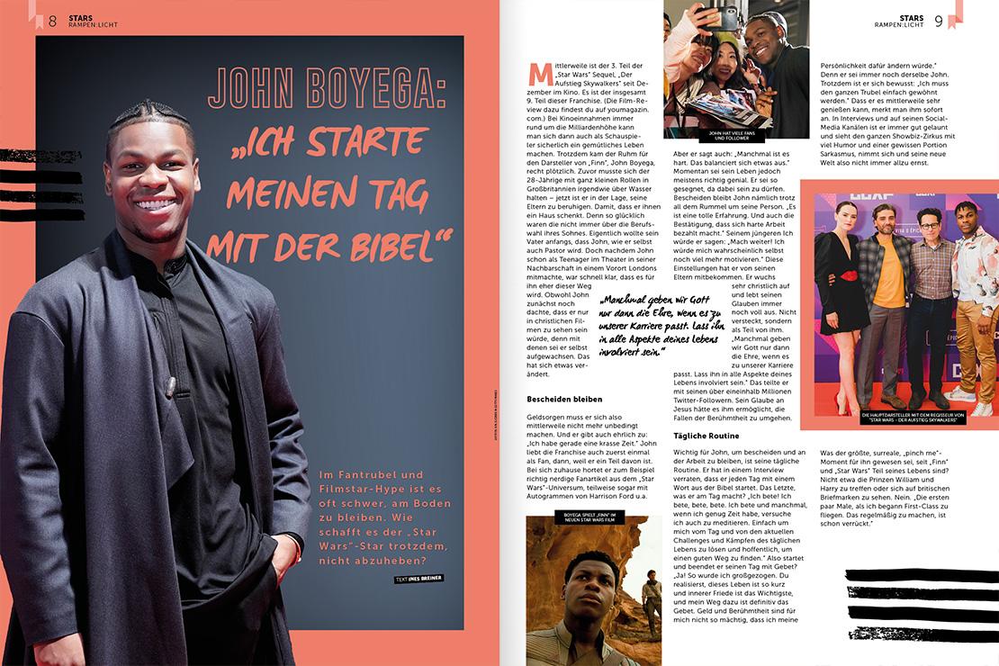 YOU! Magazin 2/20