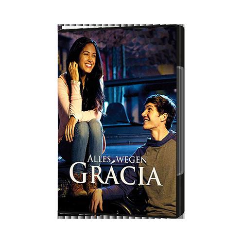 Alles wegen Gracia DVD