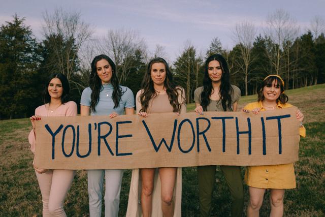 Cimorelli - you're worth it
