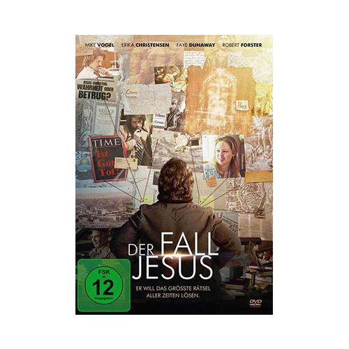Der-Fall-Jesus - DVD