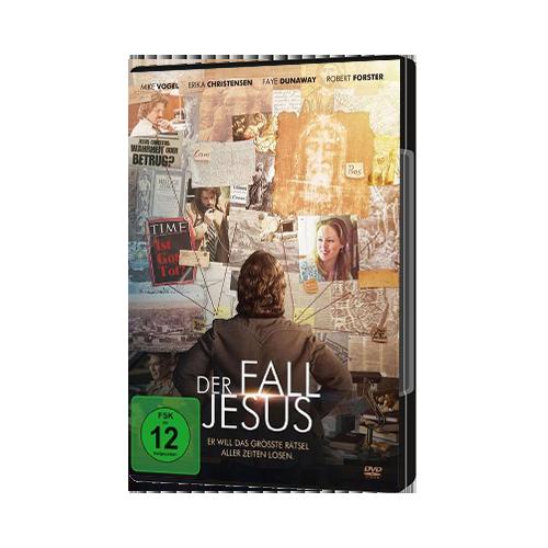 Der Fall Jesus DVD