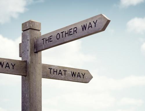 Gute Entscheidungen treffen