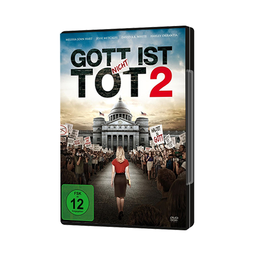 Gott ist nicht Tot 2 DVD