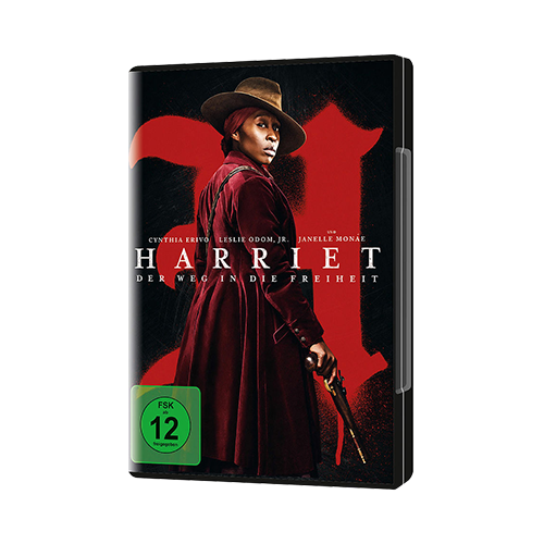 Harriet DVD