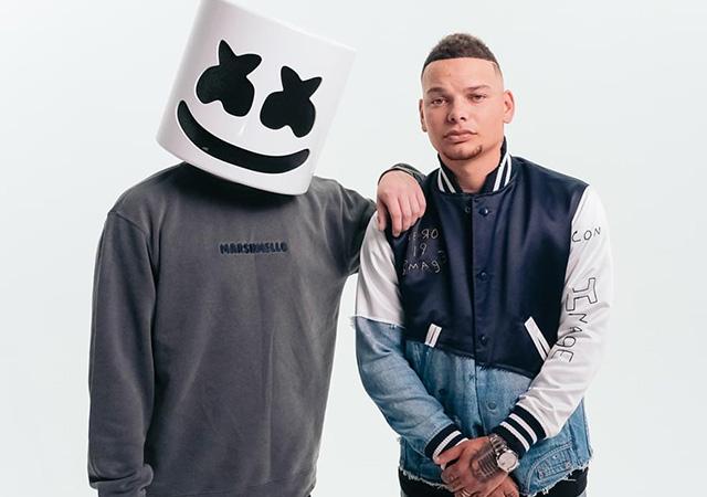 Marshmello und Kane Brown