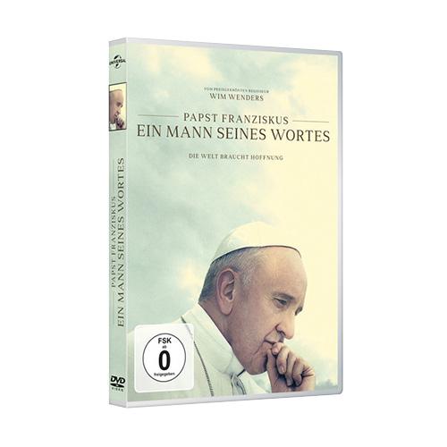 Papst Franziskus – Ein Mann seines Wortes DVD