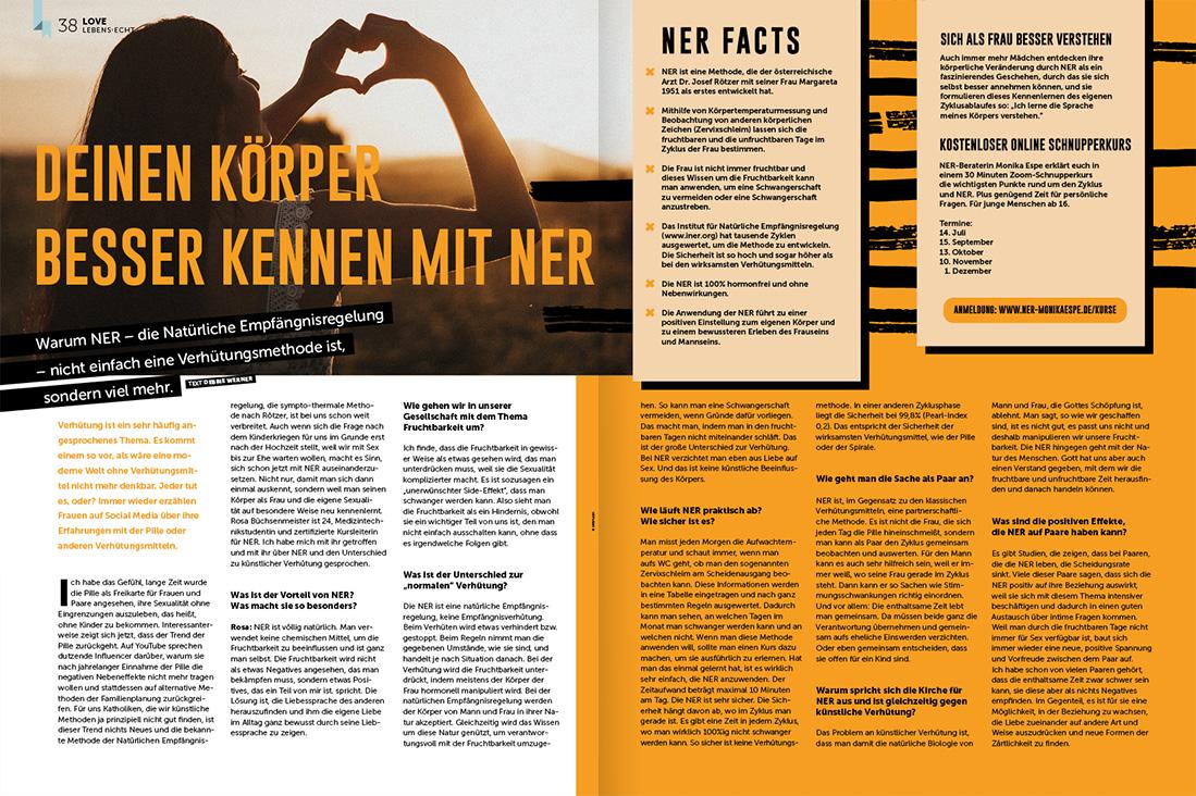 YOU! Seite 38-39
