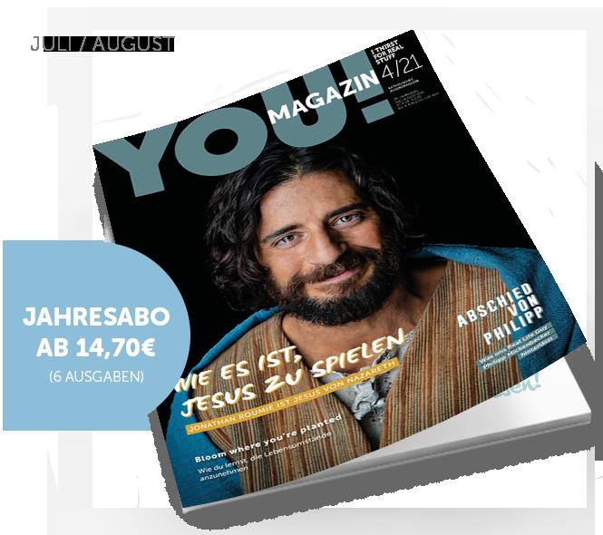 YOU! Magazin 4/21