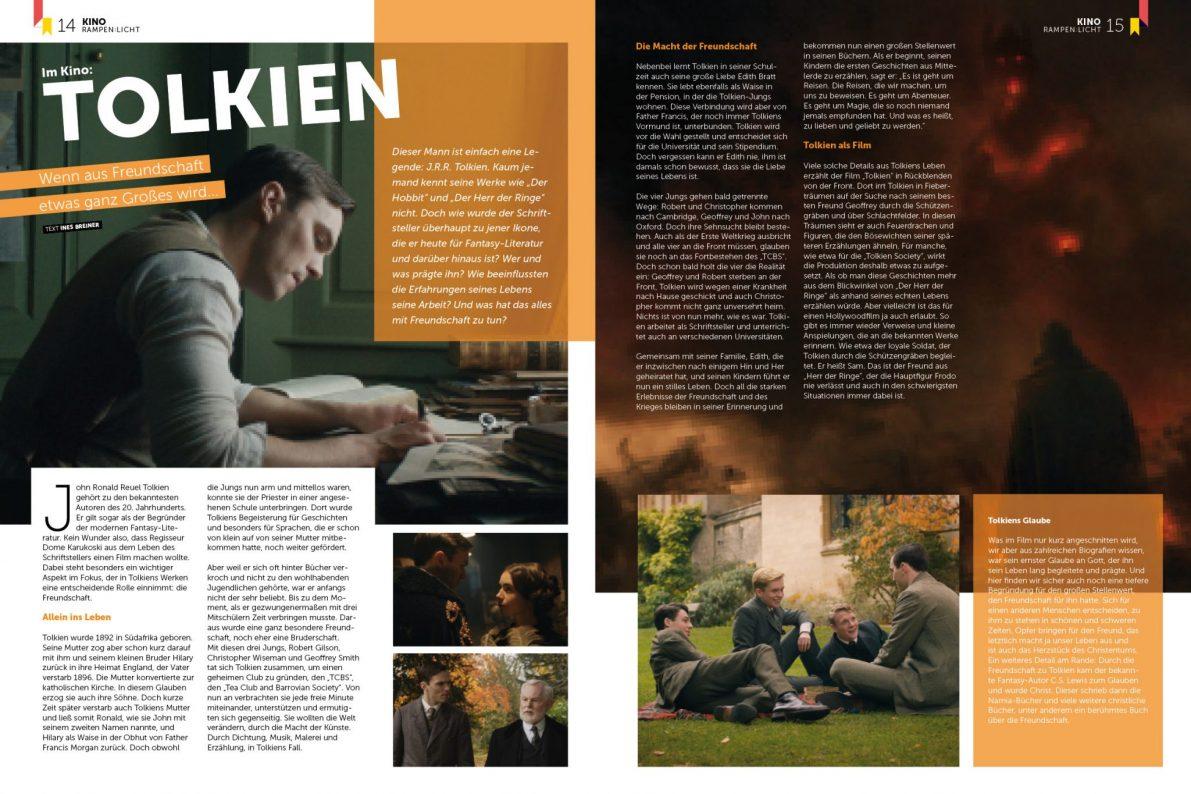 YOU Magazin 4/19 - Tolkien