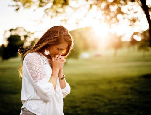 Mönchline: Ist mein Gebet zu wenig?