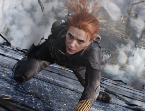 Black Widow – It's going to be a hell of a reunion!
