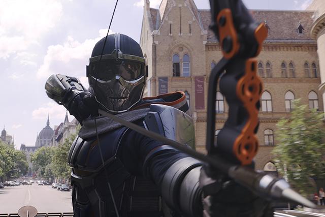 Black Widow Widersacher
