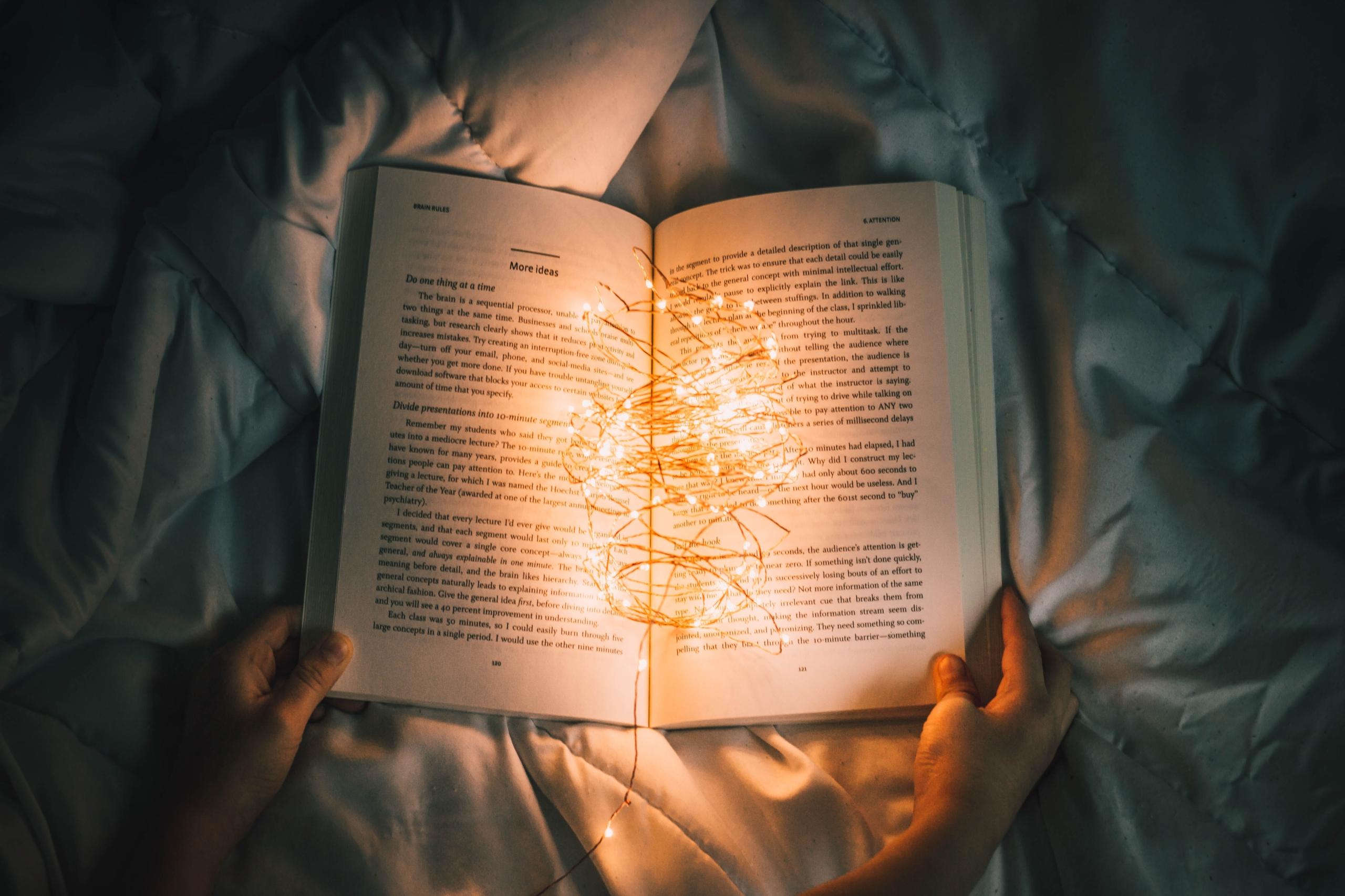 Winterzeit ist Lesezeit